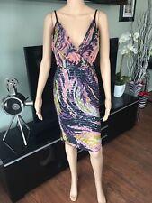 NEW MISSONI Sexy Sequined Mini Dress IT 40 US 4