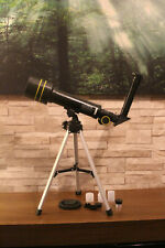 National Geographic 50mm Astronomical Telescope - Starter Scope - Instructions