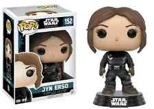 Star Wars Rogue One Jyn Erso Imperial Disguise #152 Funko Pop Vinyl Figure