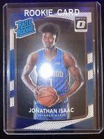 2017-18 Donruss Optic Rated Rookie #195 Jonathan Isaac RC. Orlando Magic.