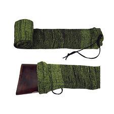 Tourbon Green Shotgun Rifle Gun Sock Cover Bag Sleeve Sack 134.5*10cm in USA
