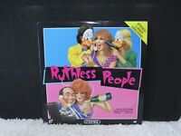 1993 Ruthless People LaserDisc, Extended Play Touchstone Home Video