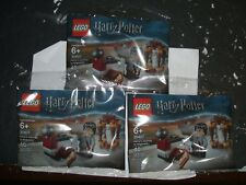 LEGO,  HARRY POTTER,    LEGO  POLY BAG   (  HARRY POTTER  3 BAGS )  WOW!!