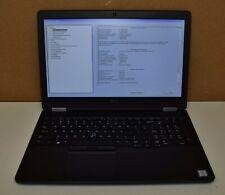 Dell Precision 3510 Laptop 2.70GHz Intel Core i7-6820HQ 16GB DDR4 RAM NO HDD