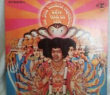 "JIMI HENDRIX EXPERIENCE RS 6281""AXIS: BOLD AS LOVE""(GREEN, PINK &YELLOW LABEL)"