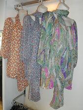 Damen/Damen Sommer Bluse/Spitze-Super Hell und Stylisch mit passender Schal