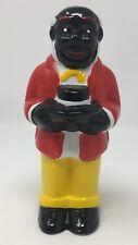 Vintage NOS Black Americana Uncle Mose Butler Bell Figure