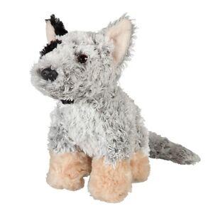 NEW PLUSH SOFT TOY MINKPLUSH OUTBACKERS Bluey Blue Heeler Dog - 15cm - Teddy