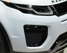 Land Rover OEM Range Rover Evoque L538 2016+ LED Smoked Fog Lamp Pair Brand New