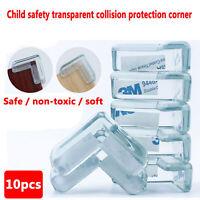 10X Baby Sicherheit Eckenschutz Kinderkissen Tischkante Schreibtischschutz