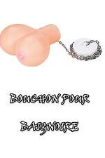 BOUCHON Baignoire SEIN Enterrement de Vie Garçon Farces et Attrapes