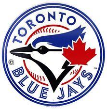 Toronto Blue Jays MLB Embossed Metal Novelty Round Sign
