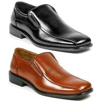 Delli Aldo Mens Loafers Dress Classic Shoes w/ Leather lining M-18528