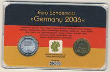 10 Euro Sondersatz Fussball WM 2006
