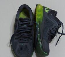 Nike Airmax Women's Running Shoes Size 6 gray/green