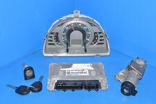 Fox 1.2 BMD Engine ECU Kit 03D 906 023 B 03D 906023B ECU Clocks Keys