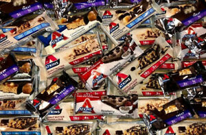 50 Assorted Flavor ATKINS - ADVANTAGE  ENDULGE - PROTEIN MEAL SNACK TREAT BARS 1