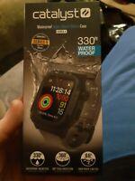 Catalyst 44mm Iphone Watch Case Series 4 & 5 Black/Grey (Waterproof)