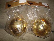 Christmas Bell Bulbs Lot Of 2