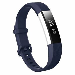 Replacement Strap for Fitbit Alta, HR, Ace Watch Band Silicone Buckle LARGE