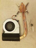 Toshiba Satellite C870-1JV Heat Sink cooler fan with its original screws