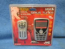 NEW  JVC KT-SR2000 SIRIUS RADIO RECEIVER & REMOTE