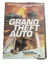 GRAND THEFT AUTO - DVD - New and Sealed