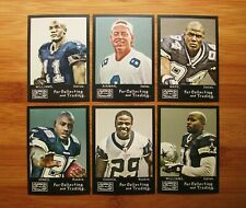 2008 Topps Mayo DALLAS COWBOYS Team Set w/ SP - Troy Aikman