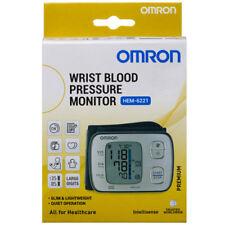 OMRON Premium Wrist Blood Pressure Monitor HEM-6221