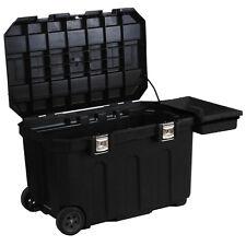 Stanley Cassettone Trolley Baule 96X59X58cm Porta attrezzi 227lt ruote 1-93-278