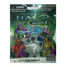 Mega Bloks Halo Mini Figures Series 2 Pink Hayabusa Spartan w/ Katana New Sealed