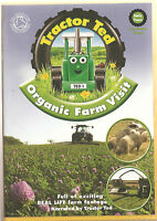 TRACTOR TED - ORGANIC FARM VISIT Part 1 - CHILDREN'S DVD FARMING NEW