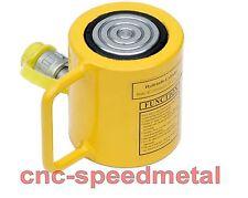 Hydraulikzylinder 20t Kurzhubzylinder Schwerlastzylinder Hubhöhe max 11mm  00058