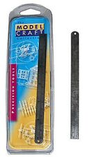 """Thin Steel Ruler 6"""" (150mm) Flexible (PRU1006)"""