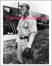 Jackie Robinson 8x10 Black & White Photo, Negro League 1945 Kansas City Monarchs