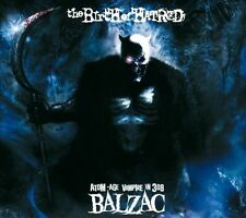 BALZAC-BIRTH OF HATRED (BONUS DVD) (LTD)  CD NEW