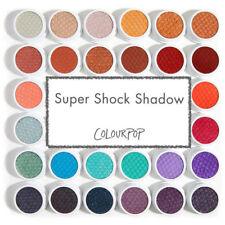COLOURPOP   Super Shock Shadow PICK COLOUR Eyeshadow Eye Shade Cream AUTHENTIC