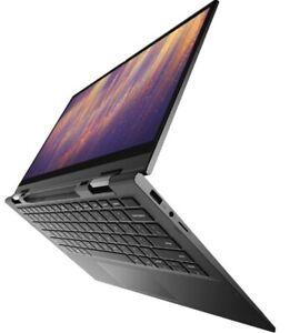 """Dell Inspiron 7300 2-in-1 13.3"""" UHD Touch i7-10510U 16GB 512GB + 32GB Cam Pen FP"""