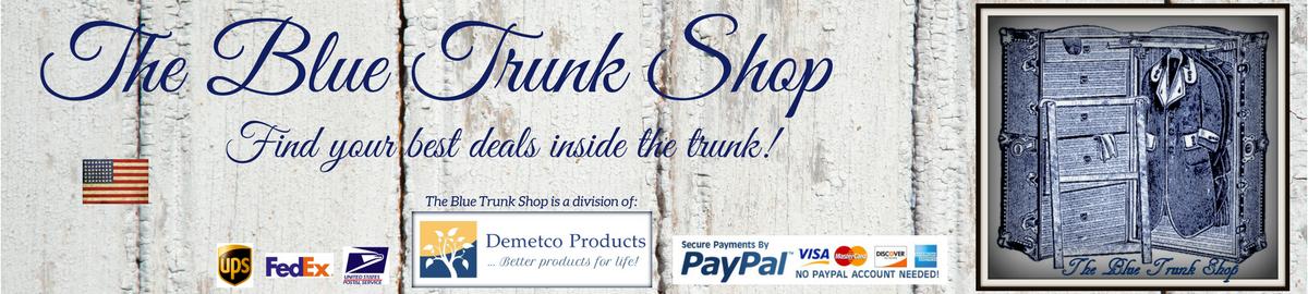 The Blue Trunk Shop