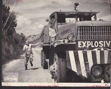 Yves Montand The Wages of Fear 1953 original movie photo 18588