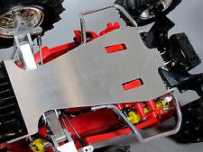 Tamiya 1/10 RC Monter Beetle Blackfoot Aluminum Side Rail Guard + Chassis Plate