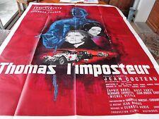 Affiche de cinéma 160x120 Thomas l'imposteur 1965