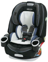 Graco Baby 4Ever 4-in-1 Convertible Car Seat Infant Child Booster Dorian NEW