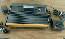 Atari 2600 Console Joystick BOWLING Tested Woody