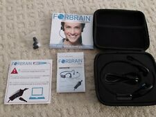 Forbrain - Speech and brain training headset for Language, Attention and Memory