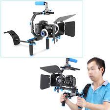Neewer Pro DSLR Rig Set Movie Kit Film Making System Follow Focus Matte Box