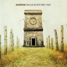 I Am Alive in Everything I Touch by Silverstein (Band) CD, May-2015 Rise Records
