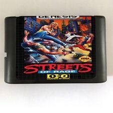 Streets Of Rage 1 16-Bit Fits Sega Genesis Mega Drive Game