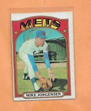 MIKE JORGENSEN TOPPS 1972  CARD # 16