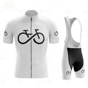 Cycling Jersey Summer Men Cycling Jersey Short Set MTB Bicycle